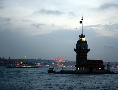 Torre della fanciulla Kiz Kulesi Maiden's Tower