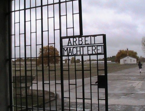Sachsenhausen: geografia dell'orrore