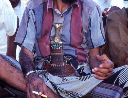 Jambiya, pugnale yemenita tra sacro culto e status symbol